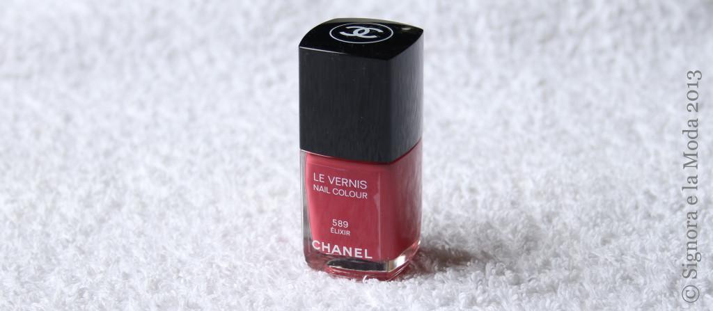 Chanel 589 Elixir