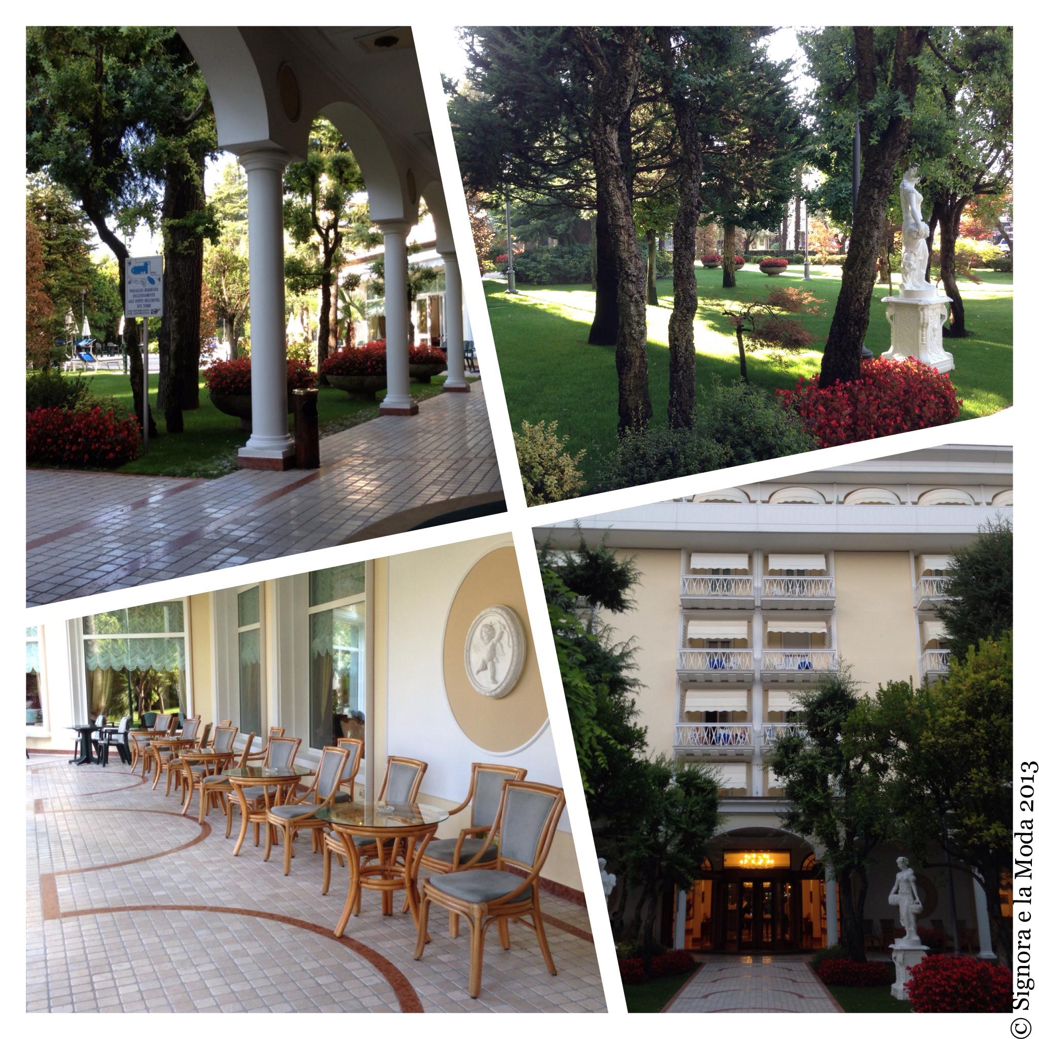 Hotel Due Torri aussen