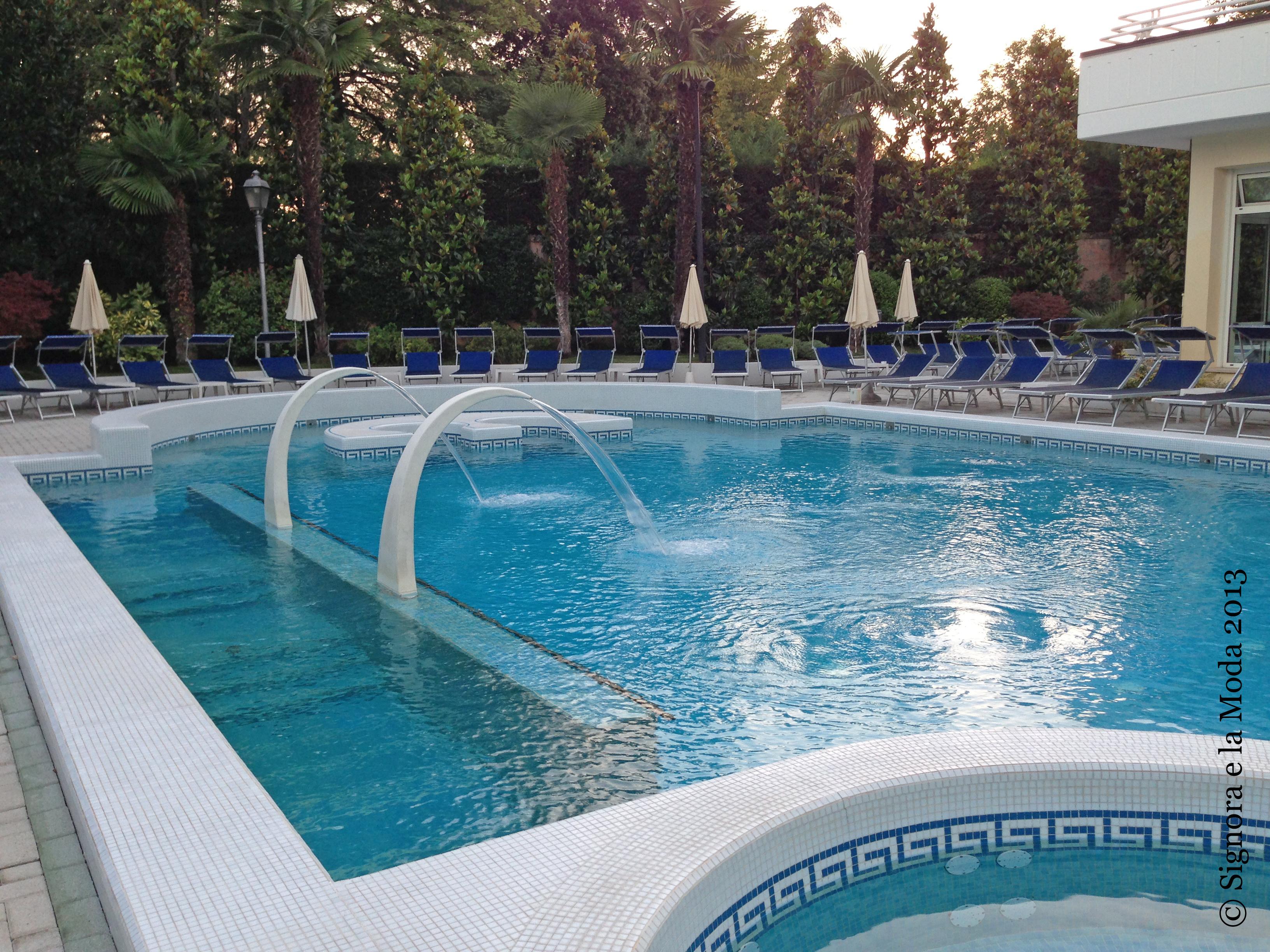 Schwimmbad Due Torri