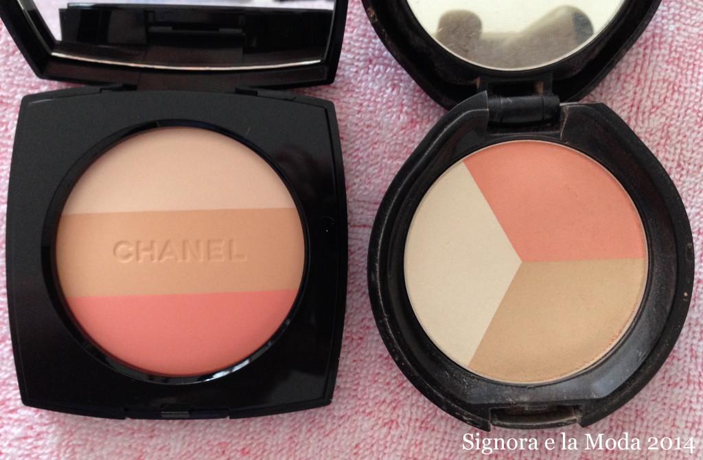 Puder Chanel Shiseido