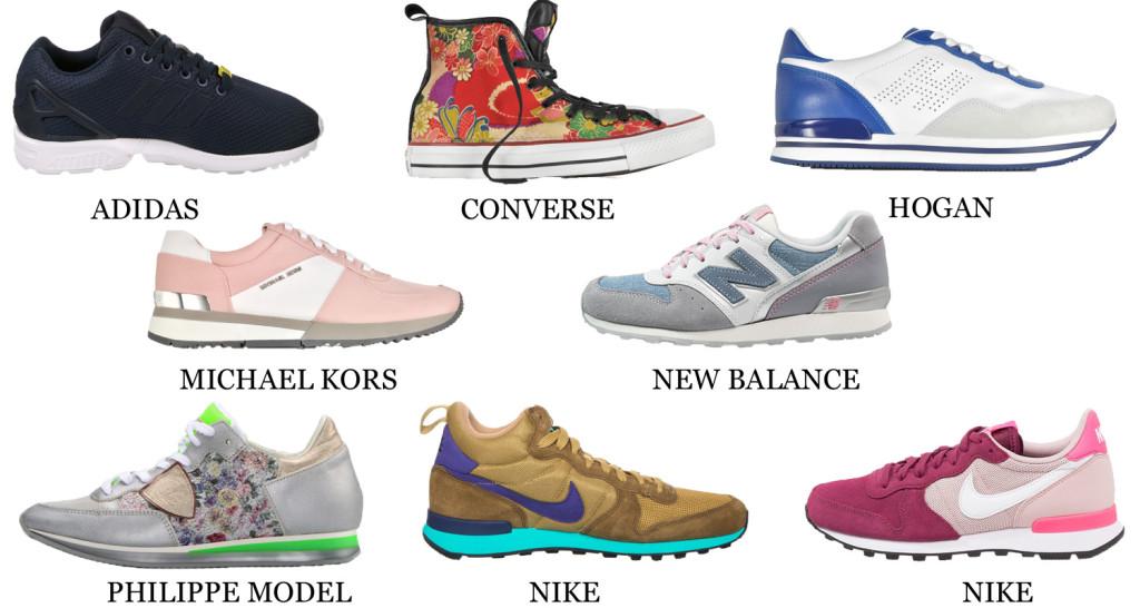 Fruehjahr Sneaker
