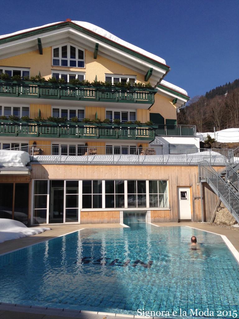Balderschwang Hubertus Pool