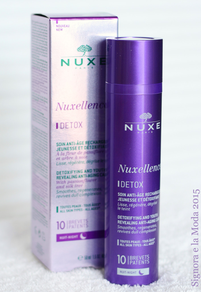 Nuxe Nuxellence Night Detox