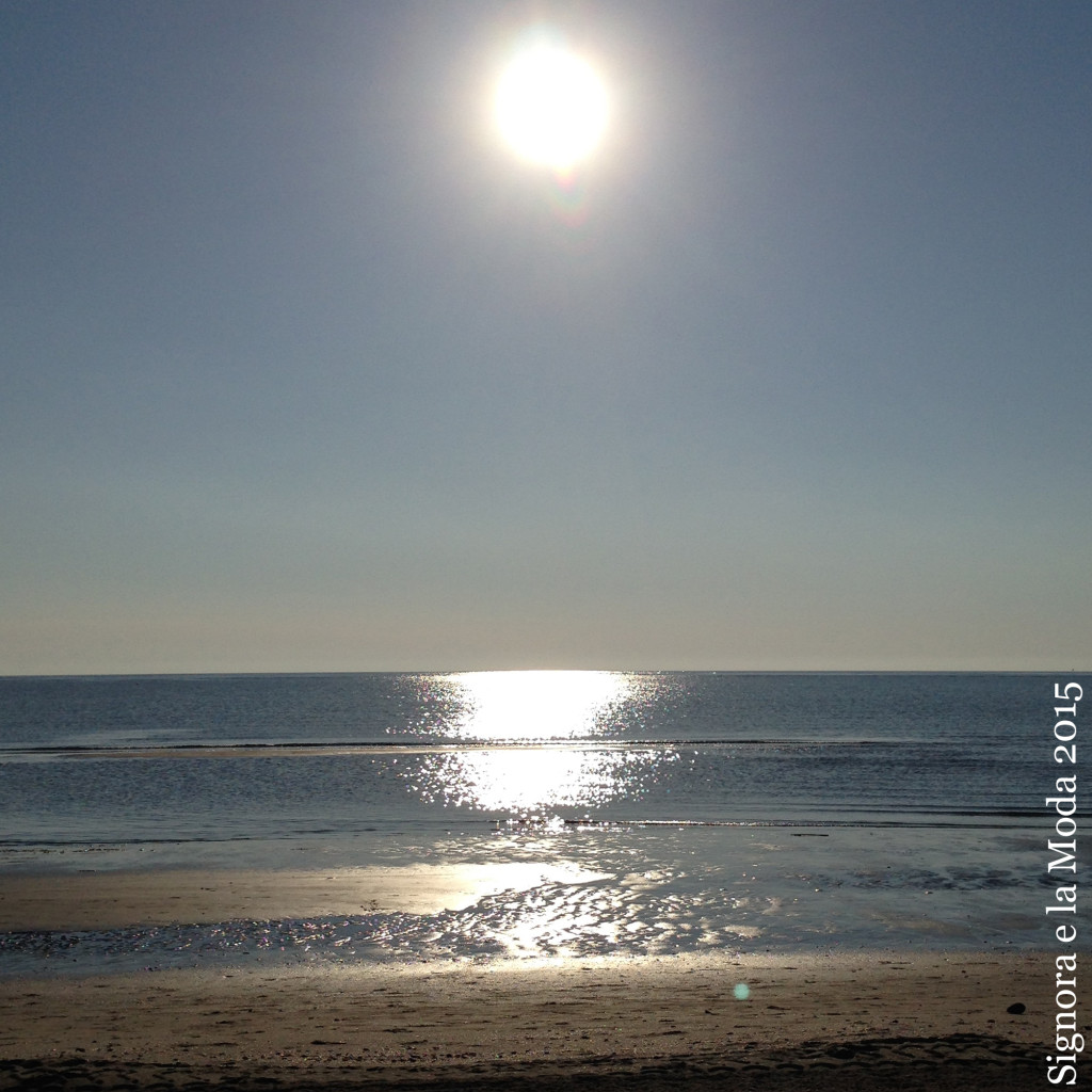 Morgens Strand